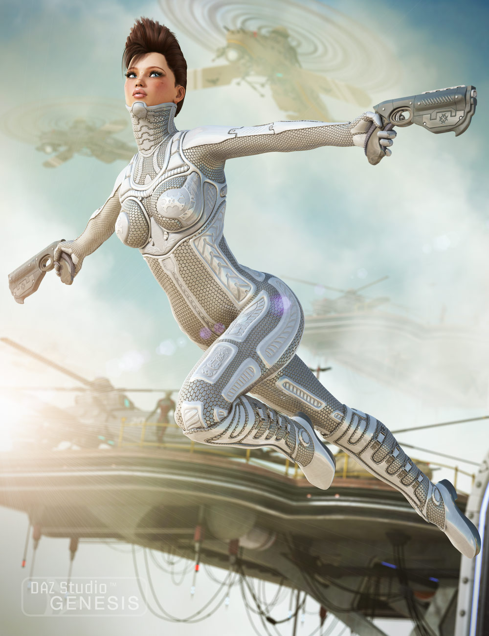 Sky Chaser by: midnight_stories, 3D Models by Daz 3D