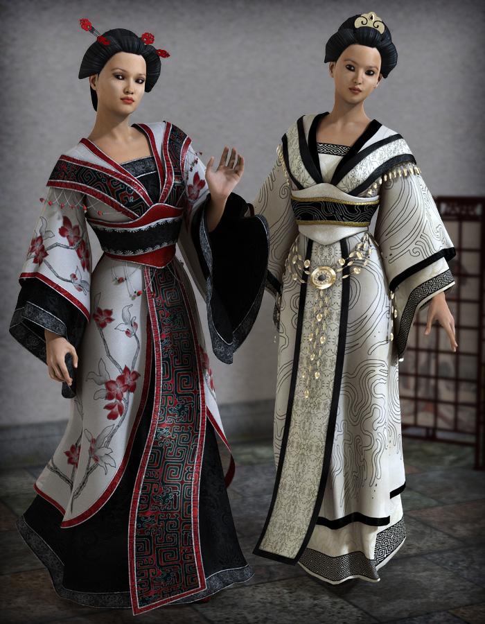 Precious Princess by: esha, 3D Models by Daz 3D