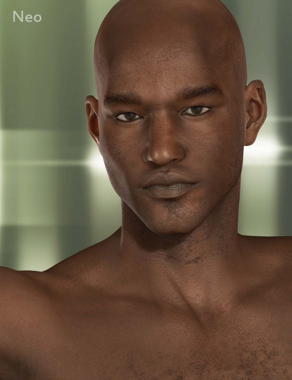 Neo for David 5 by: , 3D Models by Daz 3D