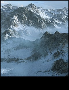 Winter Terrains For DAZ Studio by: Stonemason, 3D Models by Daz 3D
