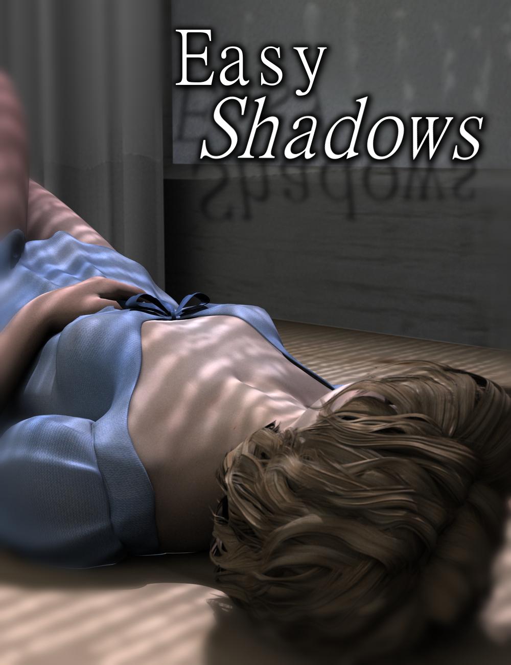 Easy Shadows by: Sickleyield, 3D Models by Daz 3D