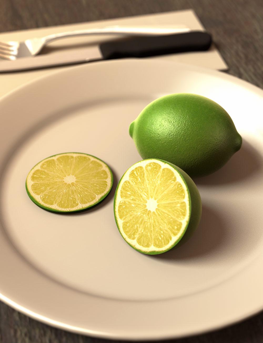 Cinco de Lime-O by: , 3D Models by Daz 3D