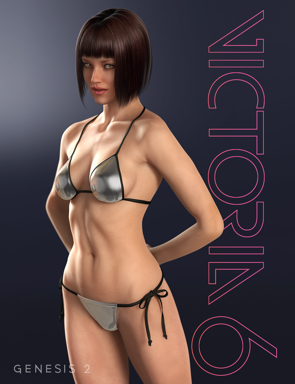 Victoria 6 by: , 3D Models by Daz 3D