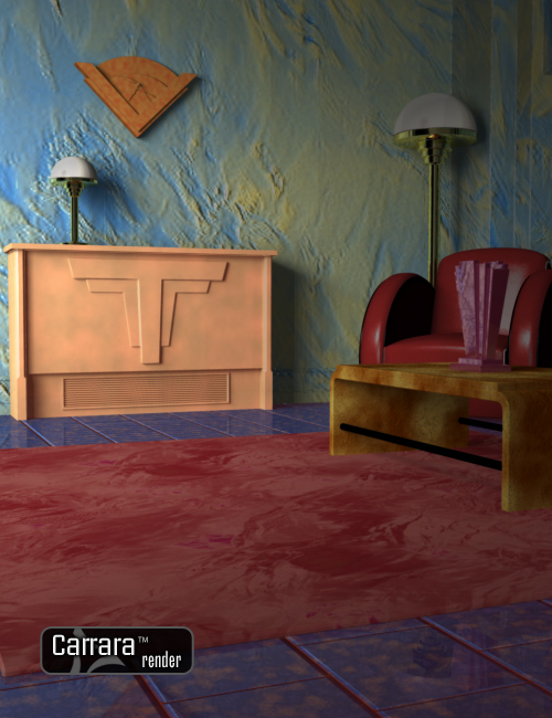 DP Carrara Master Collection Shaders by: , 3D Models by Daz 3D