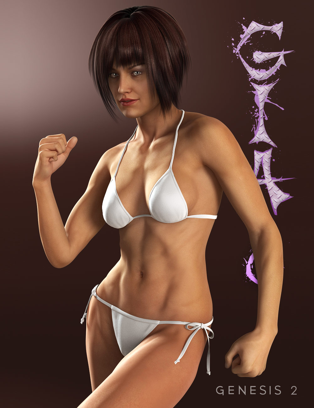Gia 6 by: , 3D Models by Daz 3D