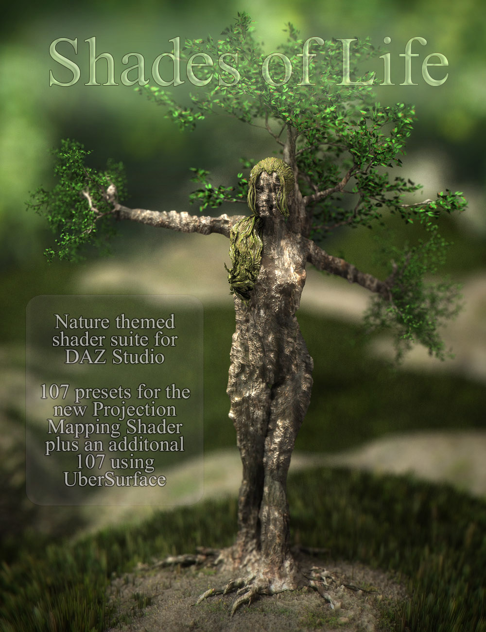 Shades Of Life - Nature by: DimensionTheory, 3D Models by Daz 3D