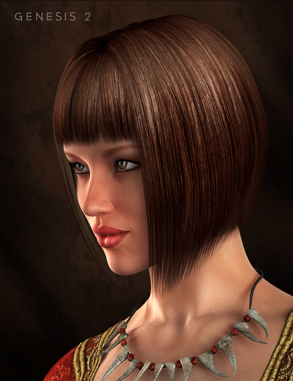 Fashion Hair by: , 3D Models by Daz 3D