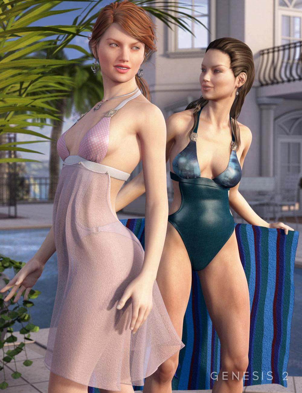 Ahoy V6 Textures by: Sarsa, 3D Models by Daz 3D