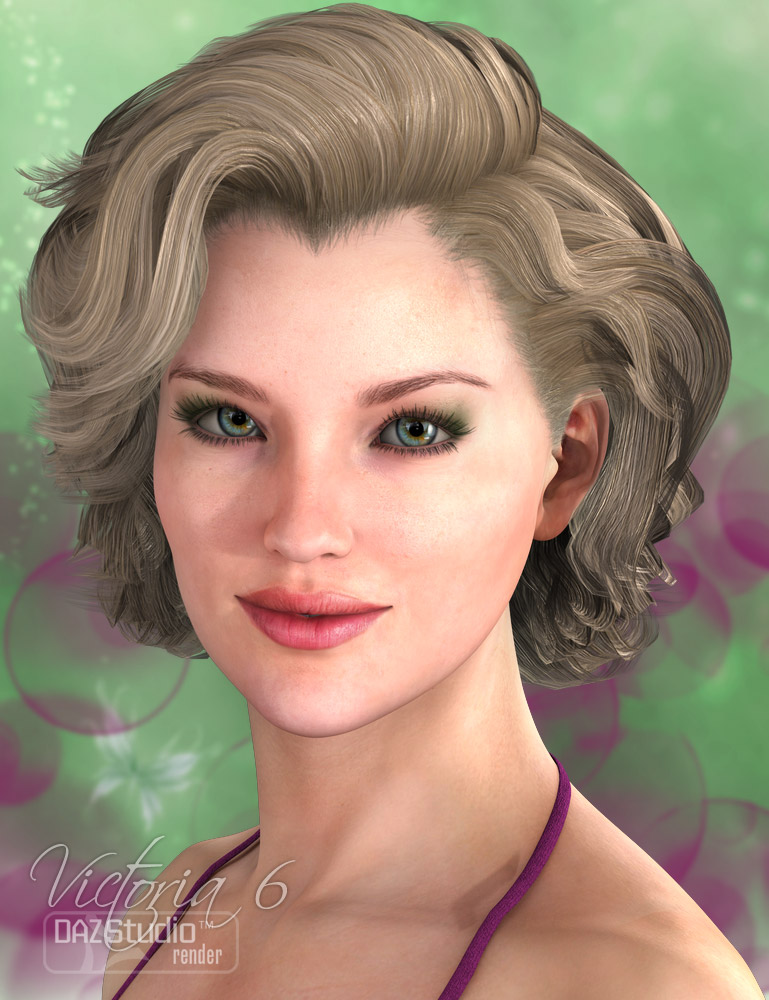 Portia Hair 2 by: AprilYSH, 3D Models by Daz 3D