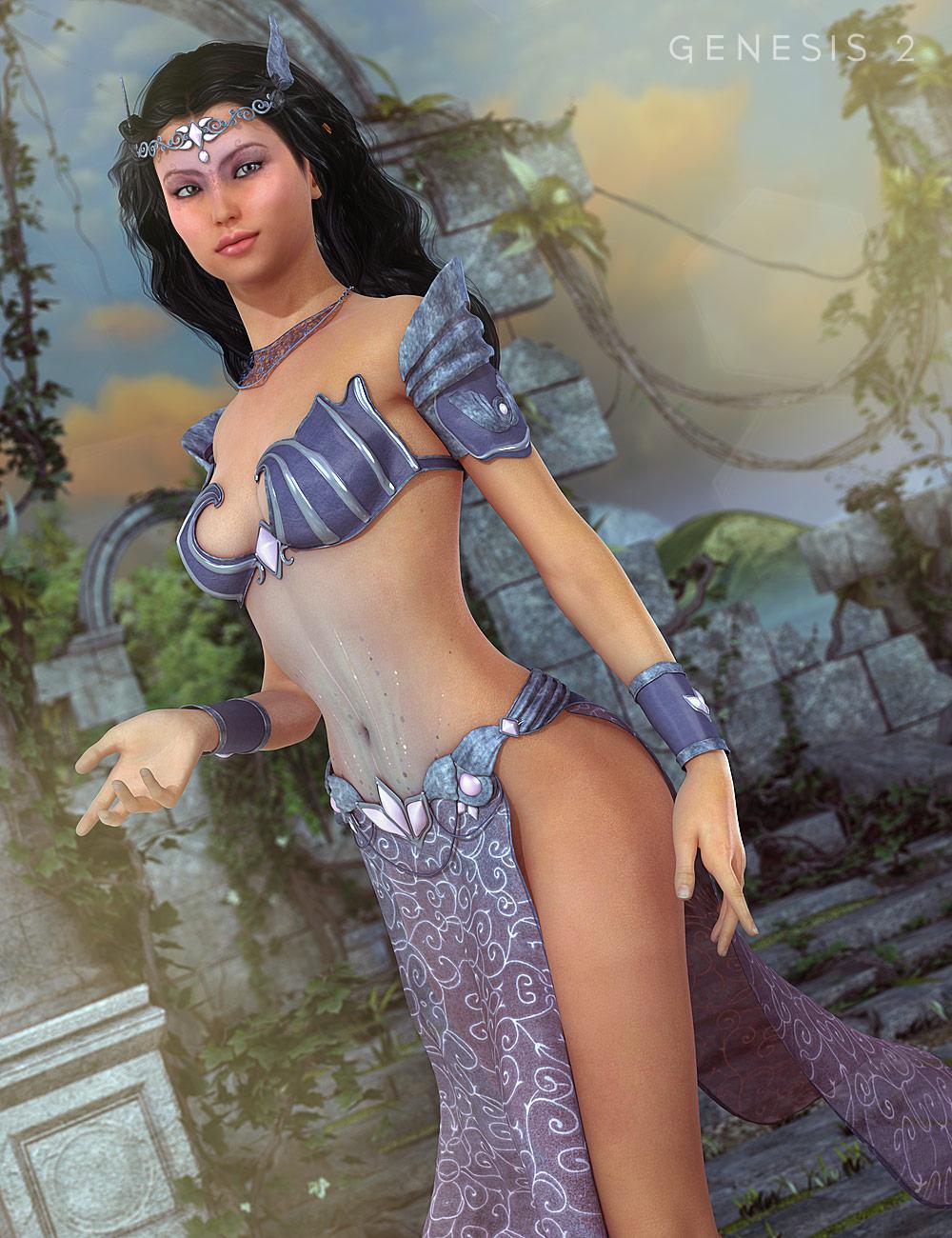Aloisia by: JessaiiWildDesigns, 3D Models by Daz 3D