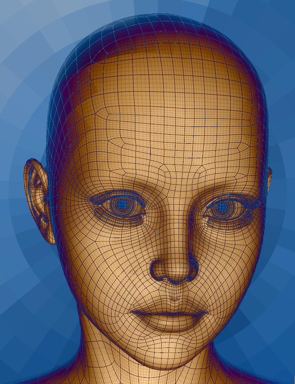 Genesis 2 Female Head Morph Resource Kit by: ThorneHandspan Studios, 3D Models by Daz 3D