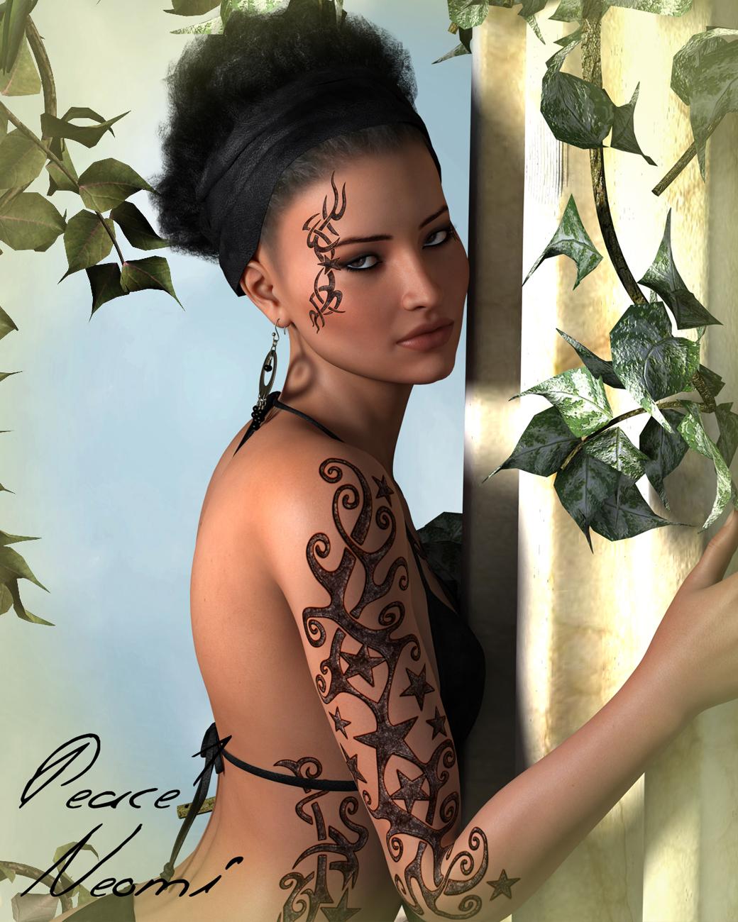 FW Neomi by: Fred Winkler Art, 3D Models by Daz 3D