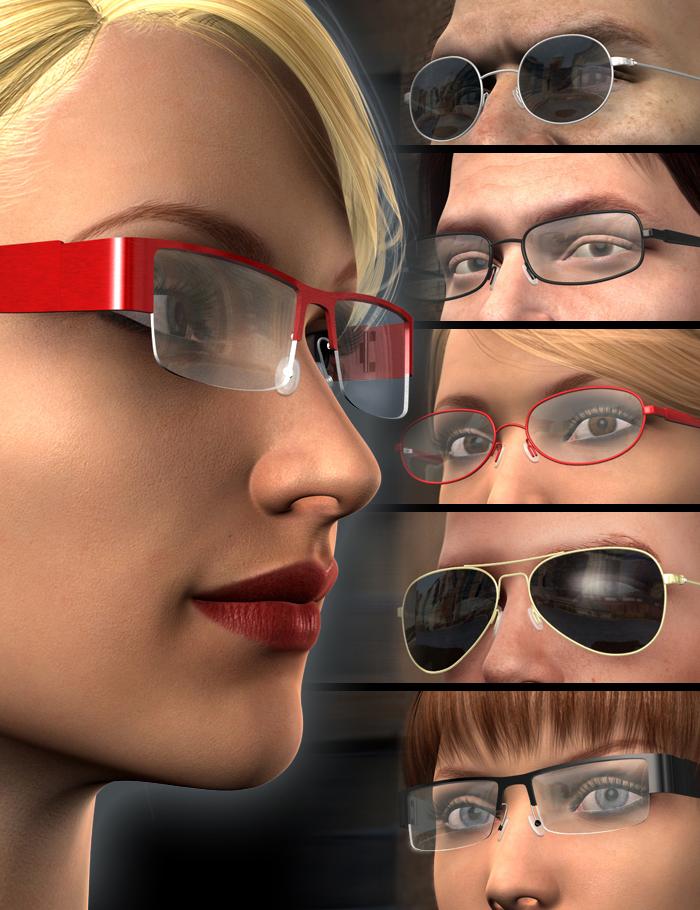 Steel Frame Specs by: Dogz, 3D Models by Daz 3D