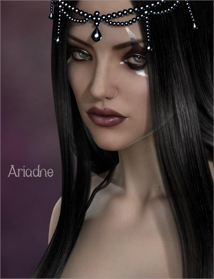 Ariadne for V6 by: Raiya, 3D Models by Daz 3D