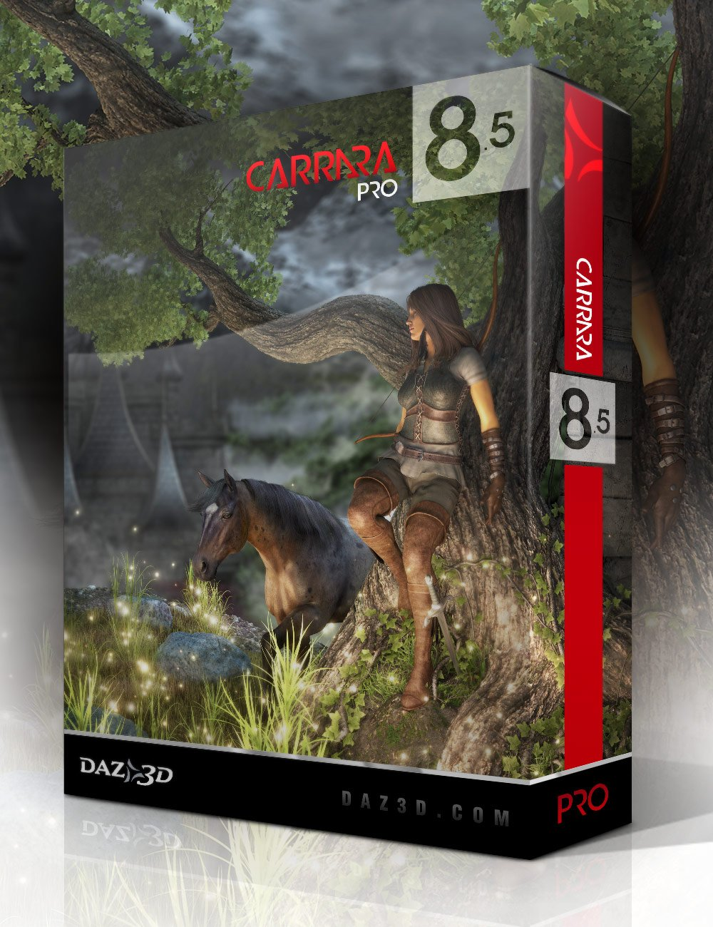 Carrara 8.5 Pro by: Ammon Diether, 3D Models by Daz 3D