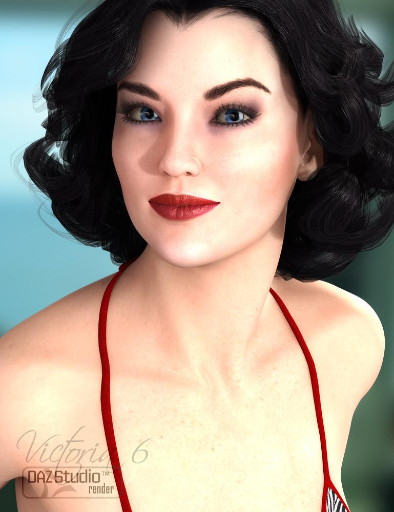 Imogen V6 and G6 Promo Girl by: AprilYSH, 3D Models by Daz 3D