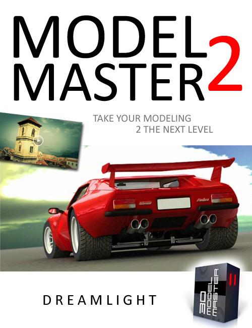 3D Model Master 2 - Go Pro by: Dreamlight, 3D Models by Daz 3D