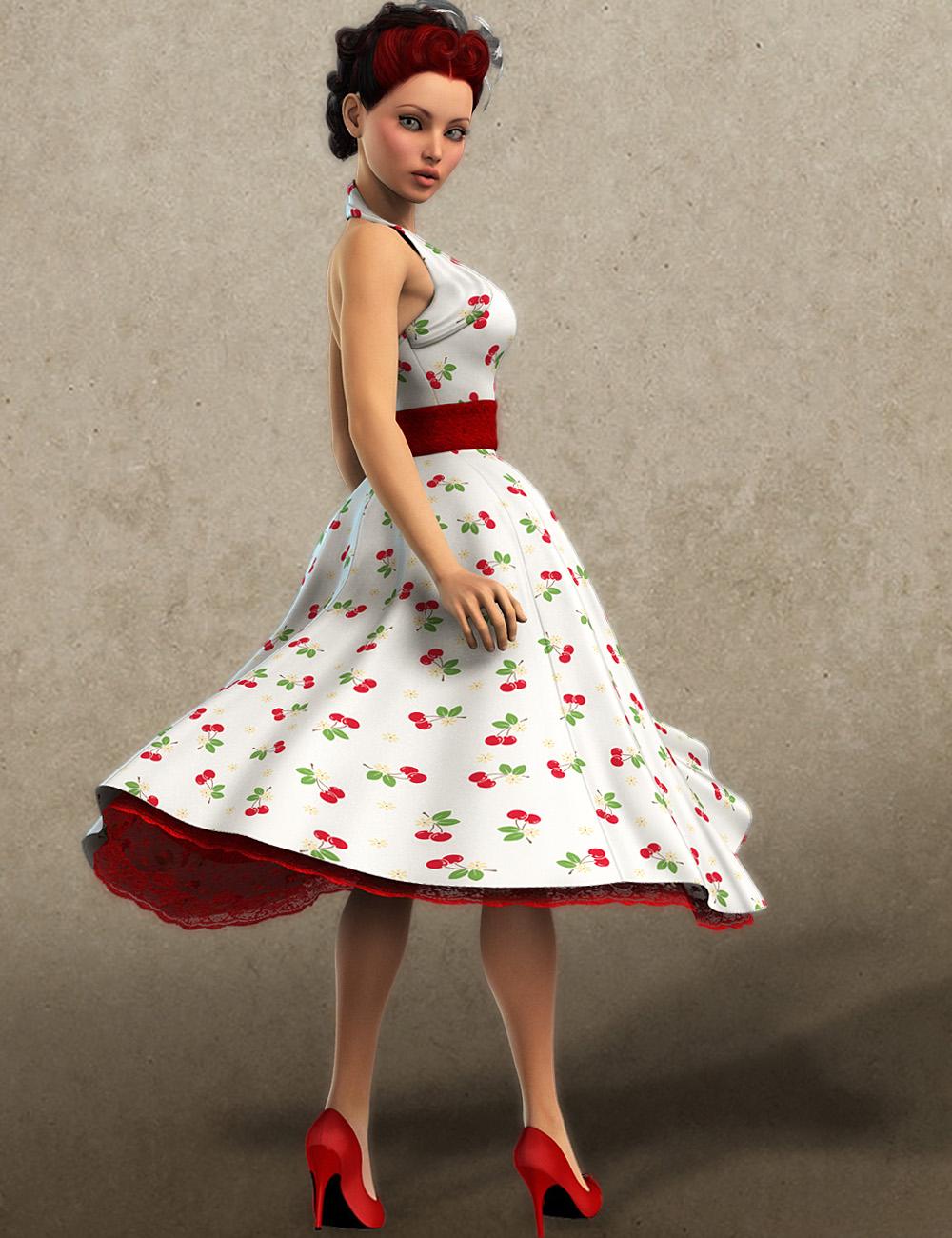 Paige Dress by: JessaiiWildDesigns, 3D Models by Daz 3D