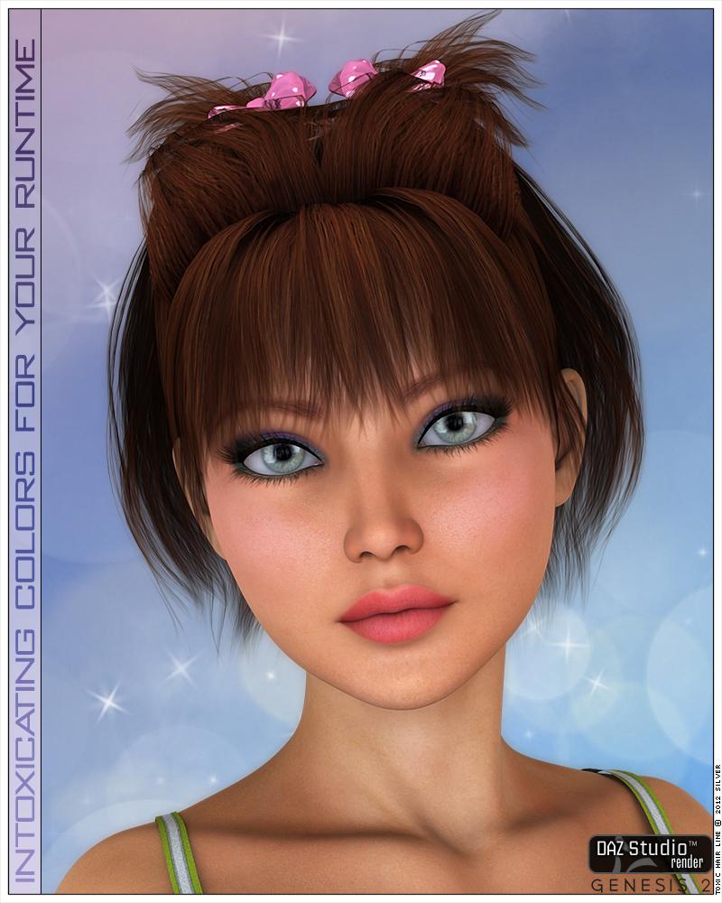 ToXic Filippa by: Jessaii, 3D Models by Daz 3D