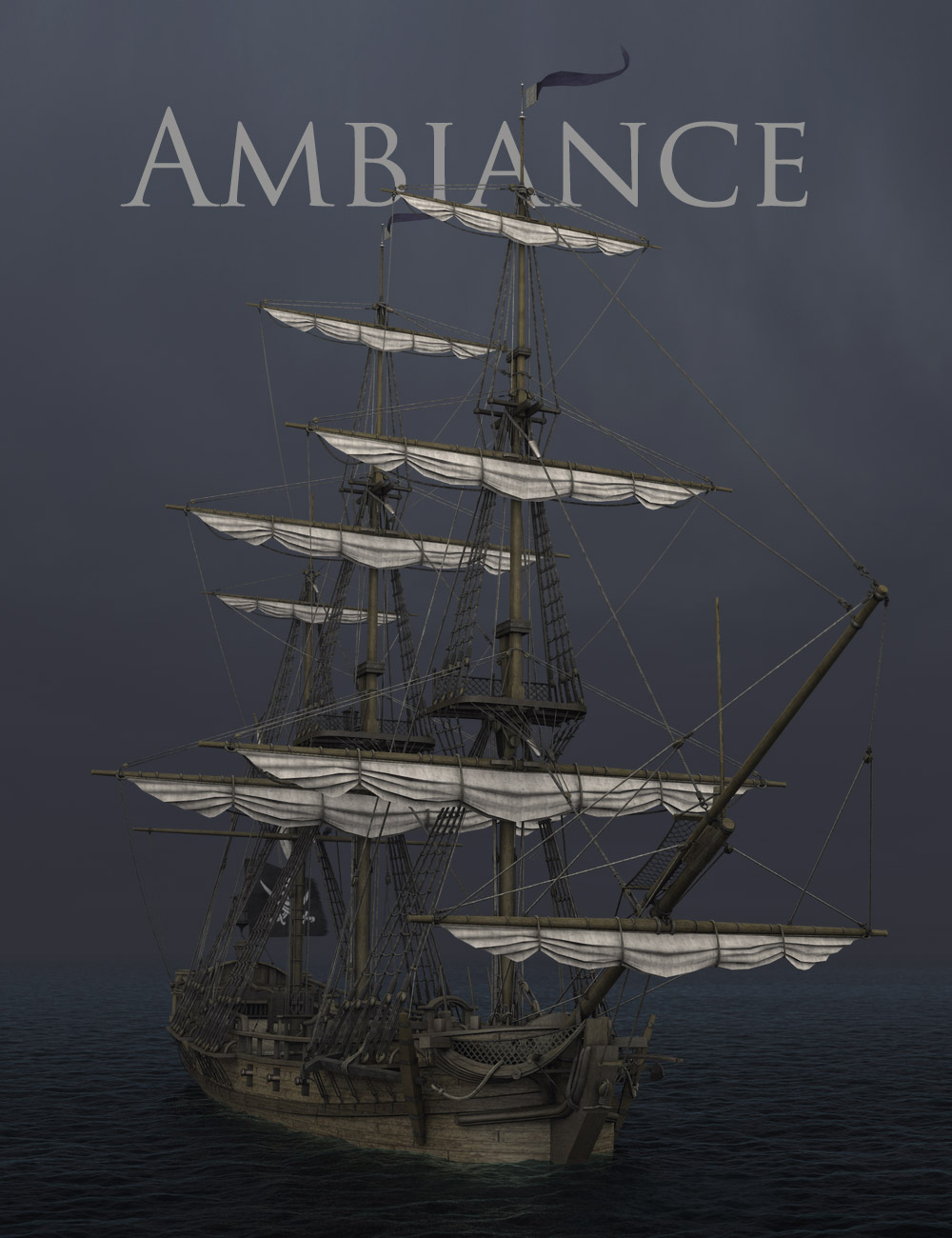 Advanced Ambient Light by: Age of Armour, 3D Models by Daz 3D