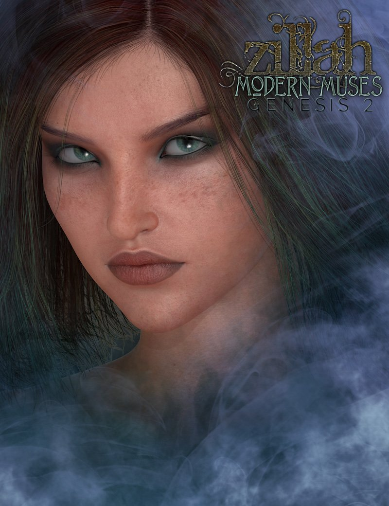 Modern Muses Zillah V6 by: surreality, 3D Models by Daz 3D