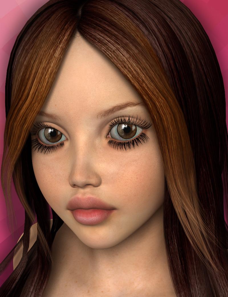 Genesis 2 Female Morph Resource Kit II by: ThorneHandspan Studios, 3D Models by Daz 3D