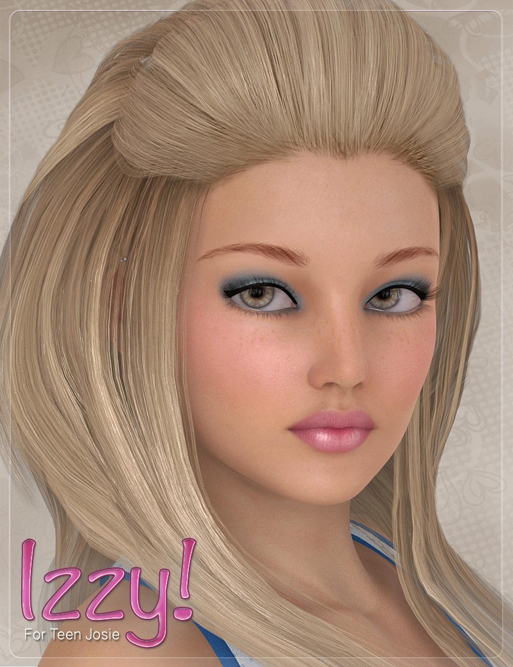 Izzy by: DemonicaEviliusJessaii, 3D Models by Daz 3D