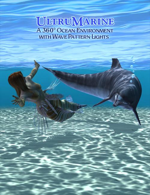 UltruMarine Ocean by: Marshian, 3D Models by Daz 3D