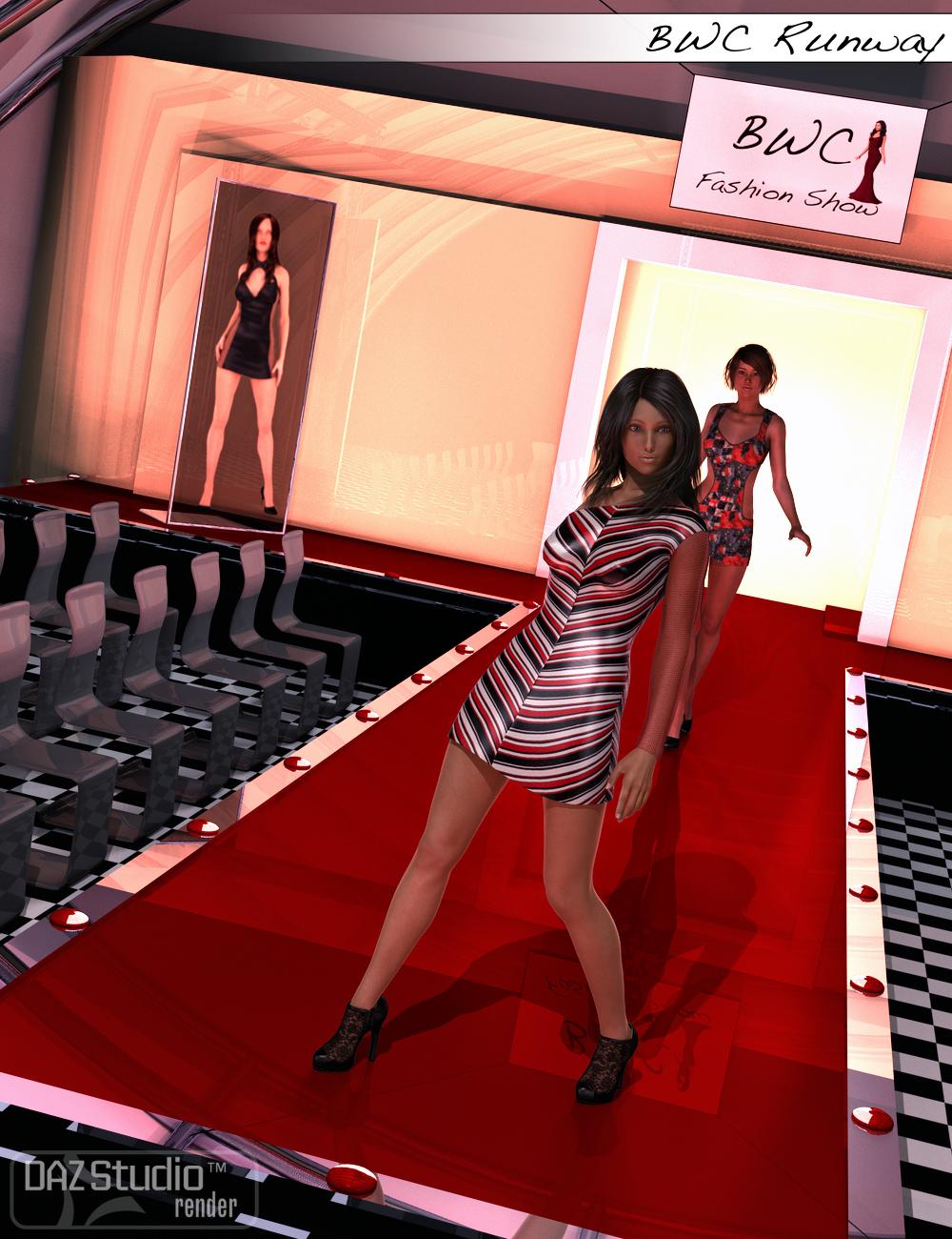 BWC Runway by: Sedor, 3D Models by Daz 3D