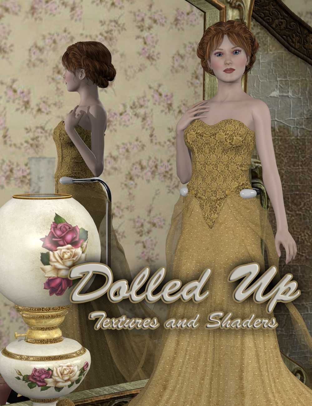 Dolled Up by: SloshWerks, 3D Models by Daz 3D
