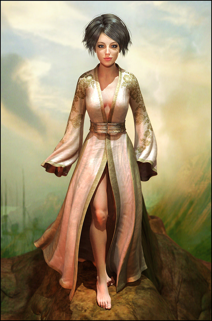 Medieval Morphing Dress by: SHIFTING IMAGES, 3D Models by Daz 3D