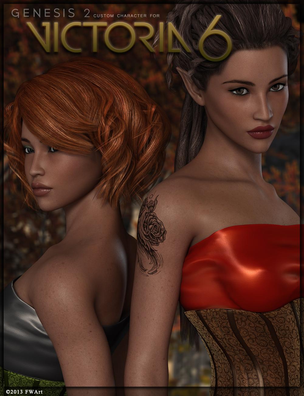 FW Eve by: Fred Winkler Art, 3D Models by Daz 3D