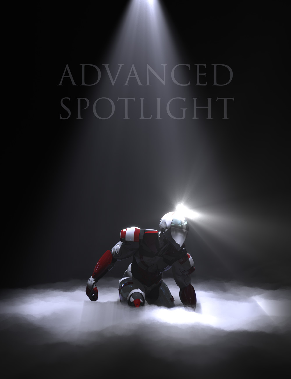 Advanced Spotlight by: Age of Armour, 3D Models by Daz 3D