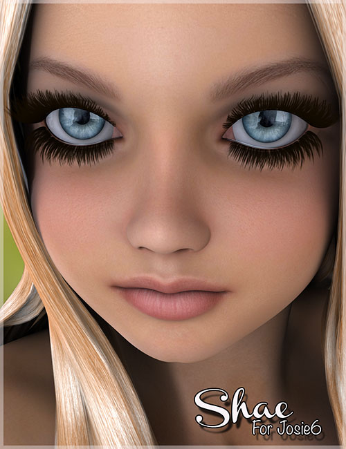 Shae For Josie 6 by: Belladzines, 3D Models by Daz 3D