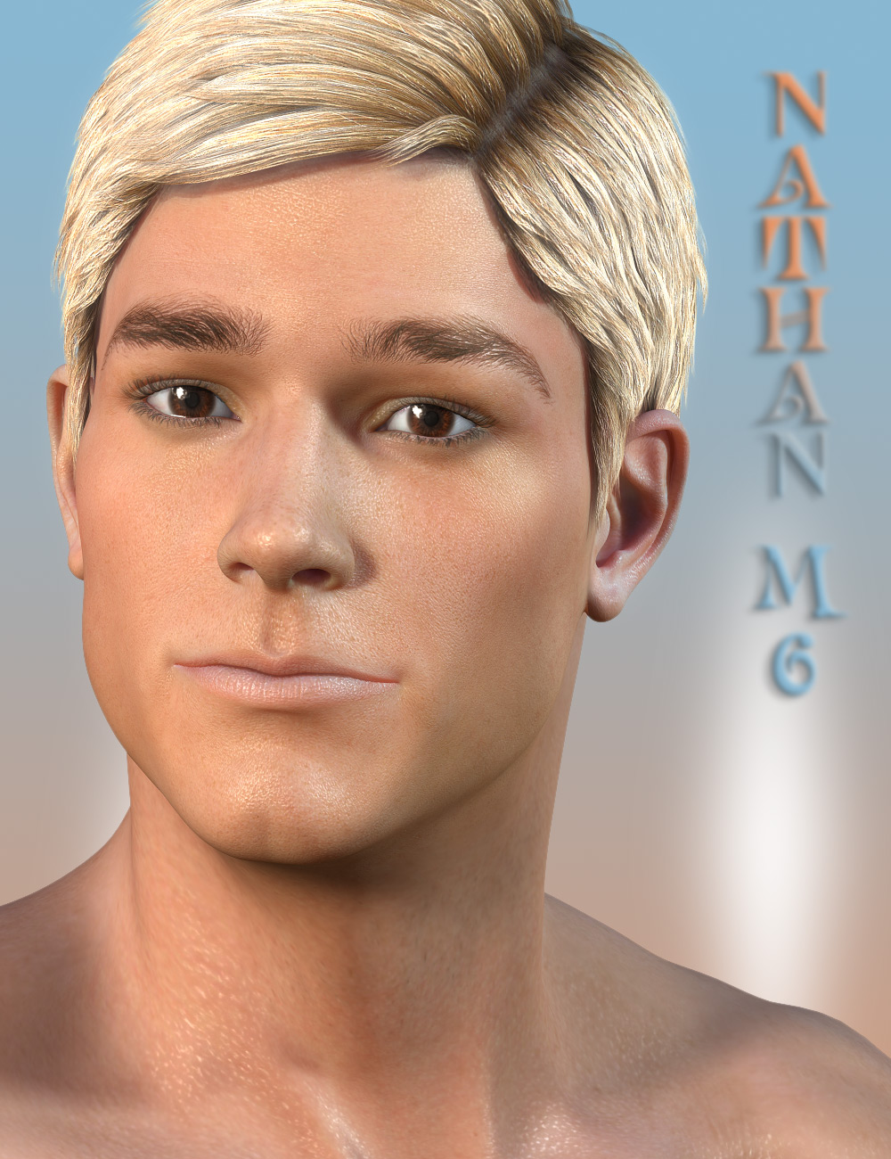 Jepe's Nathan for Michael 6 by: Jepe, 3D Models by Daz 3D