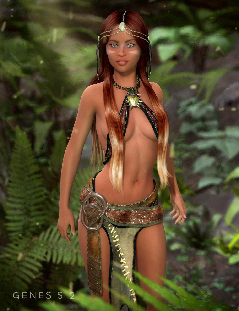 Nidale by: CountessJessaii, 3D Models by Daz 3D