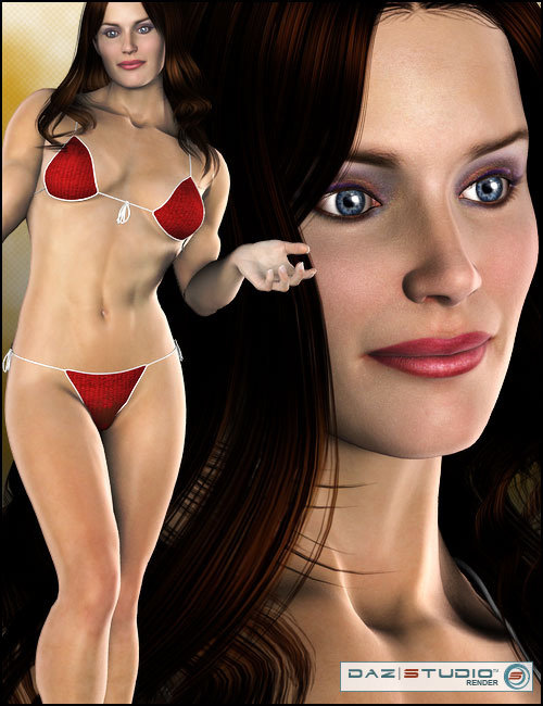 She-Freak 2 for V3 SAE by: pdxjims, 3D Models by Daz 3D