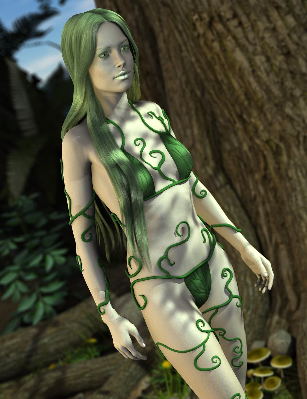 Slender Stephanie 6 by: Sickleyield, 3D Models by Daz 3D
