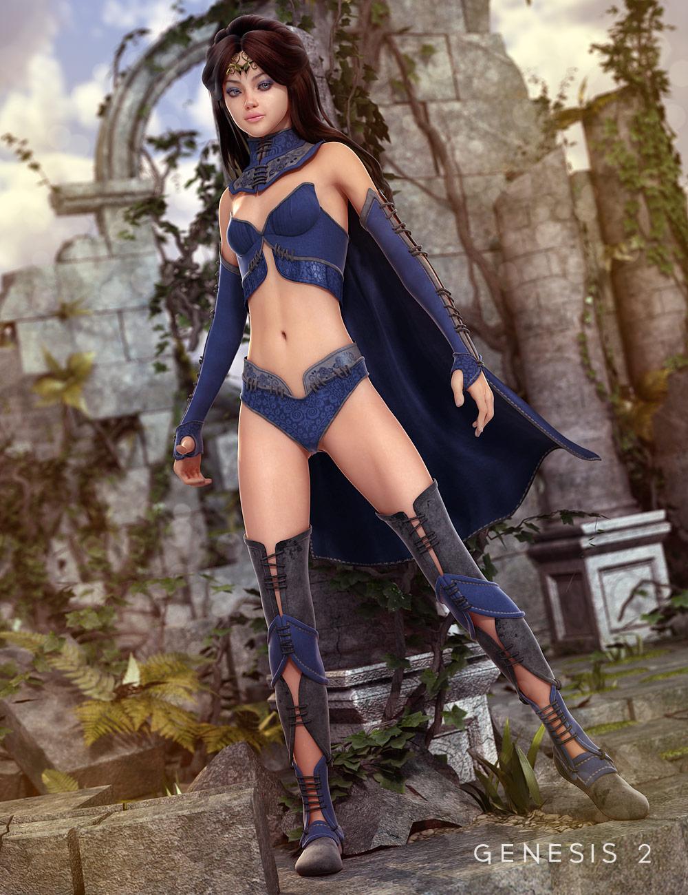 Faertara for Genesis 2 Female(s) by: Sarsa, 3D Models by Daz 3D