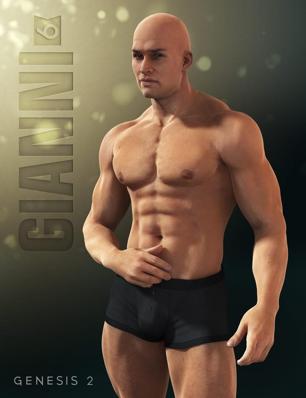 Gianni 6 by: , 3D Models by Daz 3D