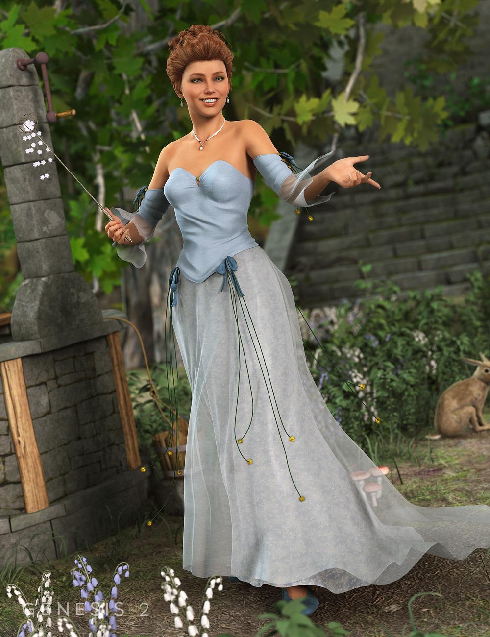 Fayre for Genesis Female(s) by: Ravenhair, 3D Models by Daz 3D