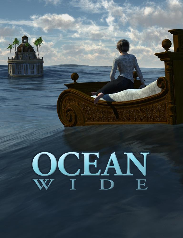 Ocean Wide by: Marshian, 3D Models by Daz 3D