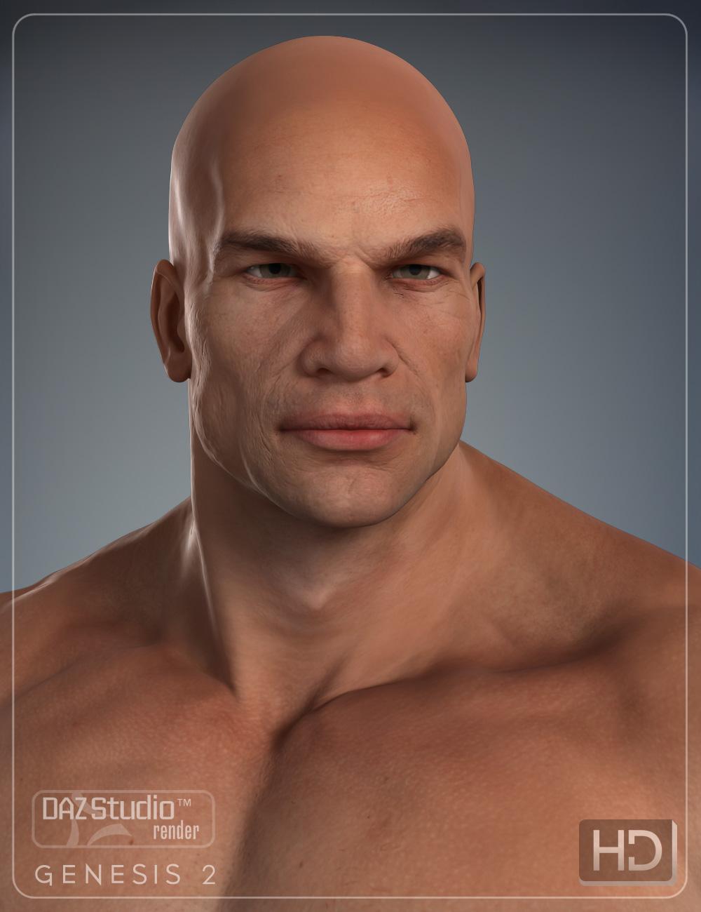 Boris HD for Genesis 2 Male(s) by: smay, 3D Models by Daz 3D