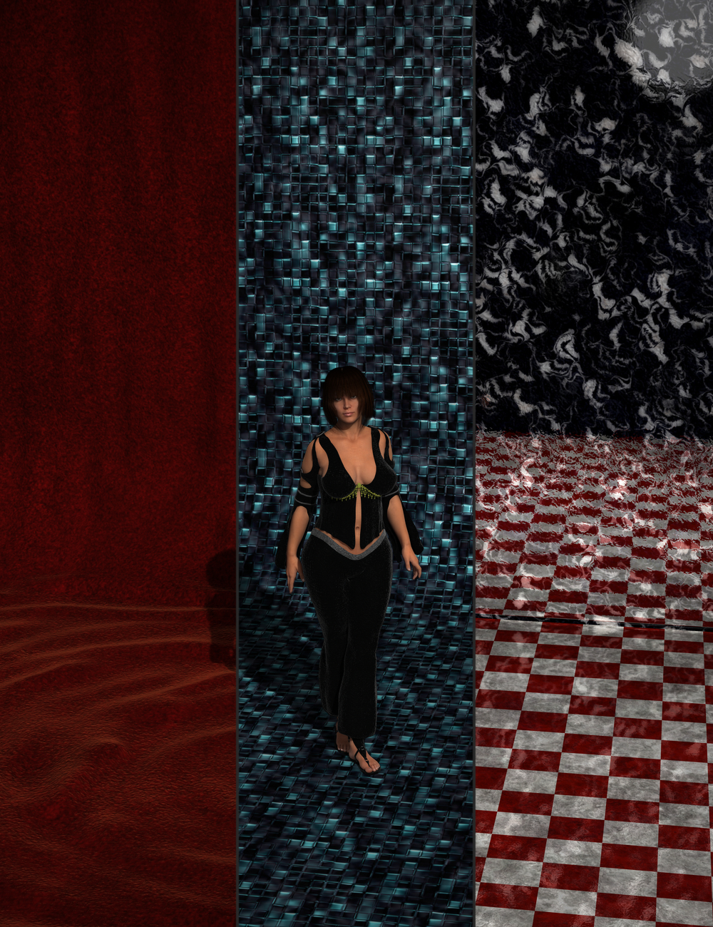 FSL Bashable Backdrop by: Fuseling, 3D Models by Daz 3D