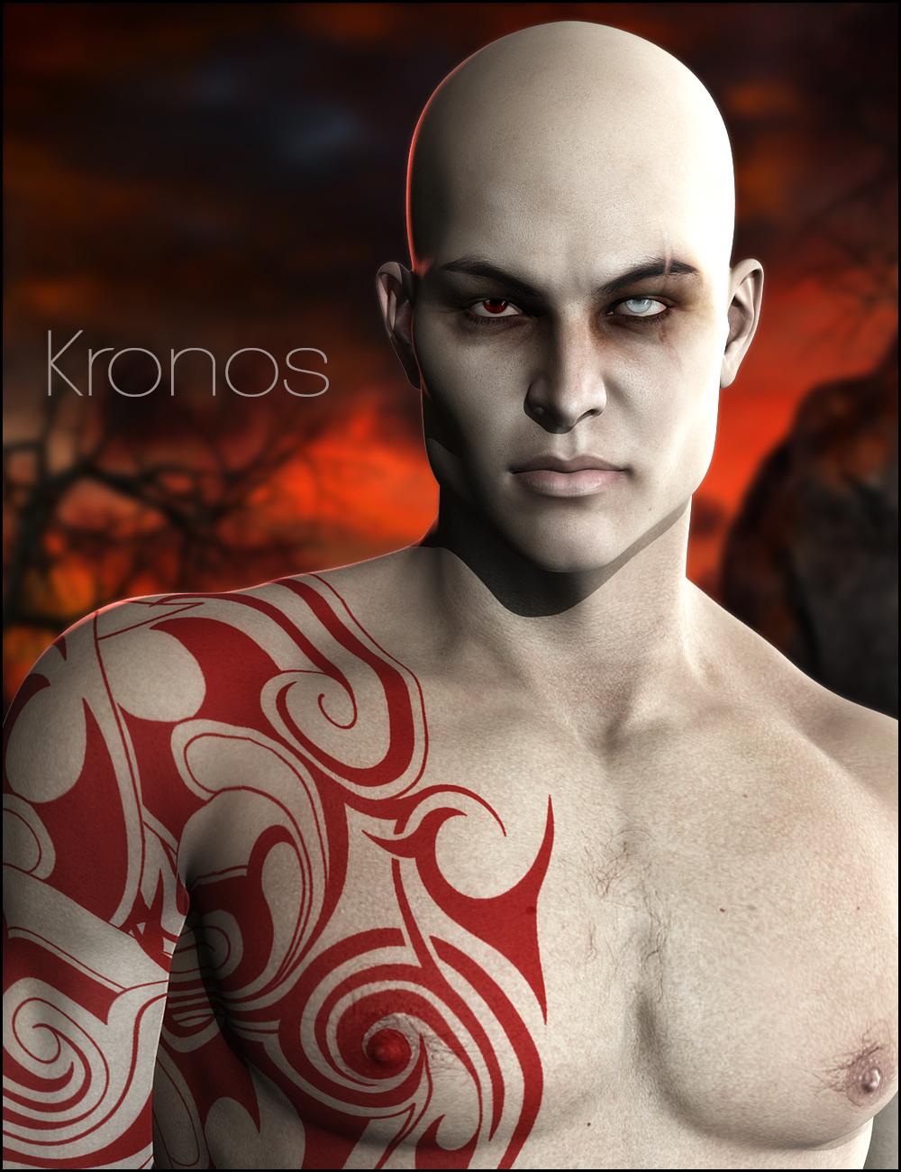 Kronos by: JessaiiCountess, 3D Models by Daz 3D