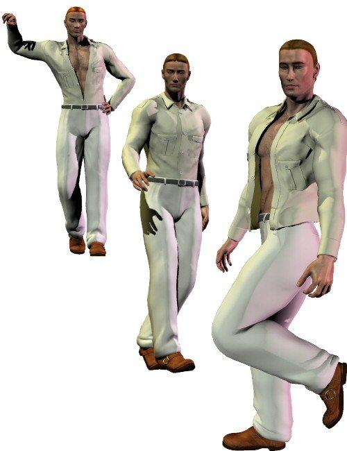 M3 Everyday Wear by: WillDupre, 3D Models by Daz 3D