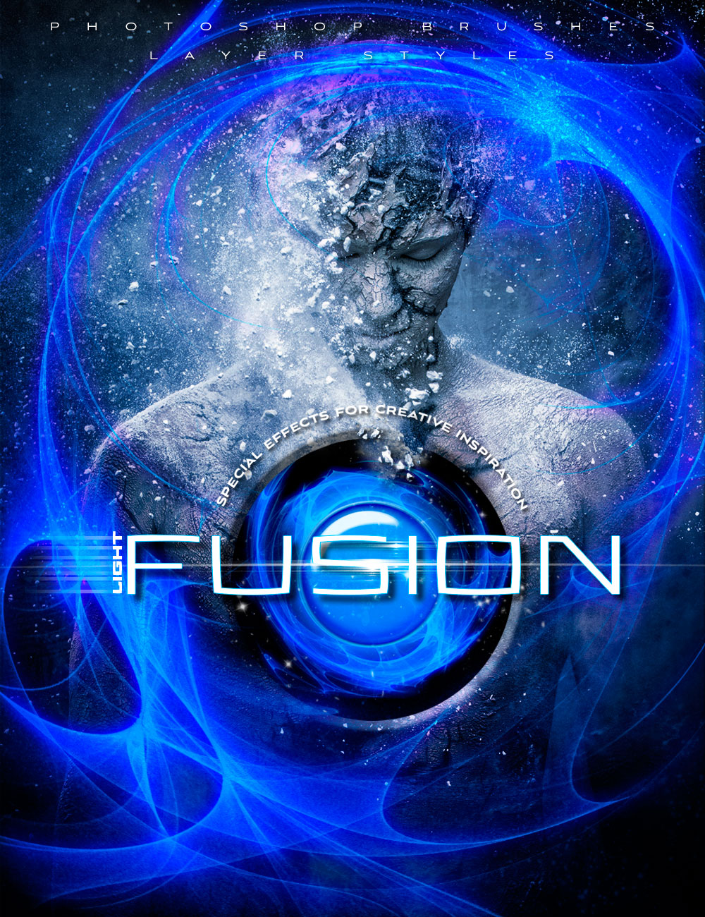Ron's Light Fusion by: deviney, 3D Models by Daz 3D