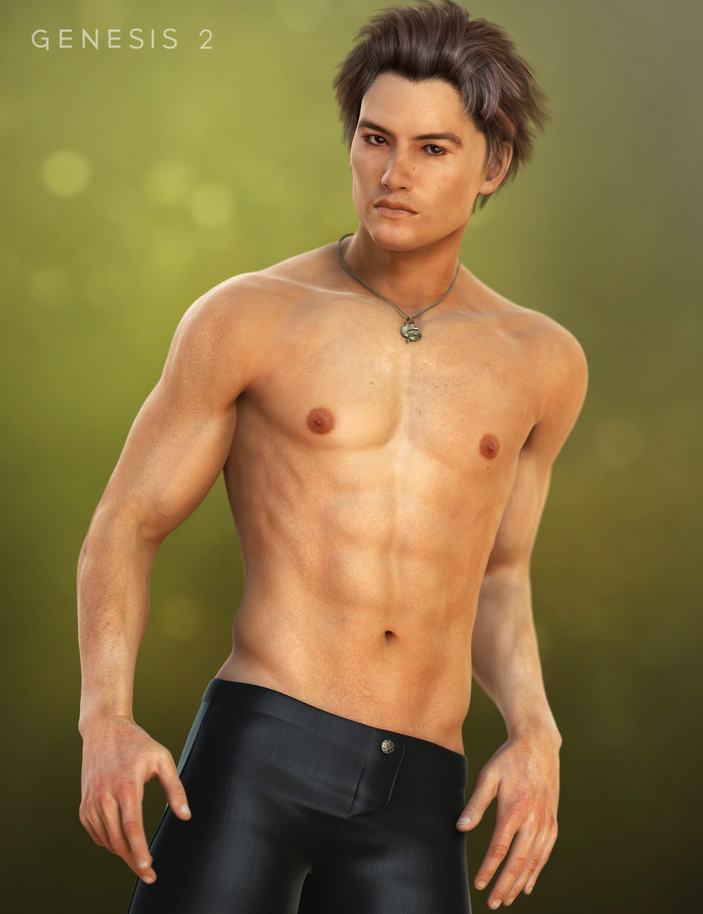 Malakai for Lee 6 by: gypsyangel, 3D Models by Daz 3D
