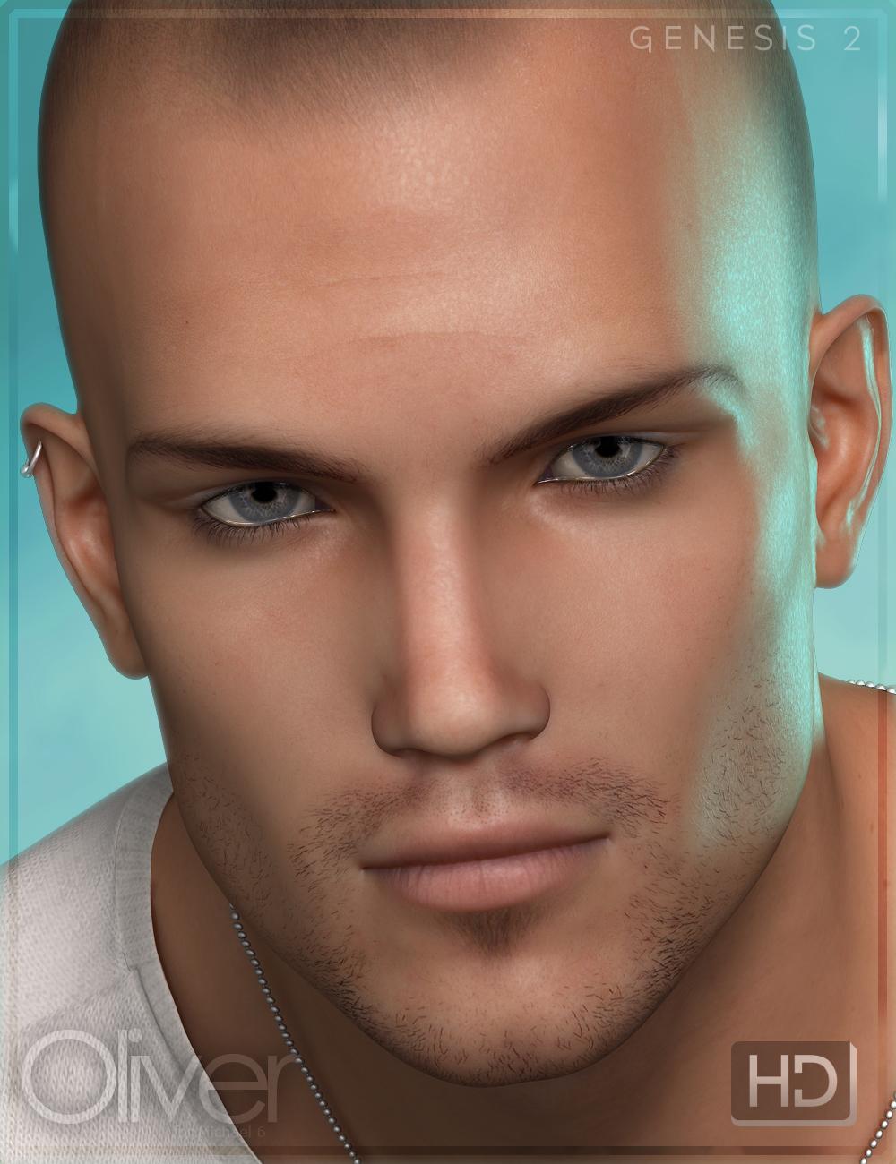 FW Oliver HD Megapack by: Fred Winkler ArtFisty & Darc, 3D Models by Daz 3D