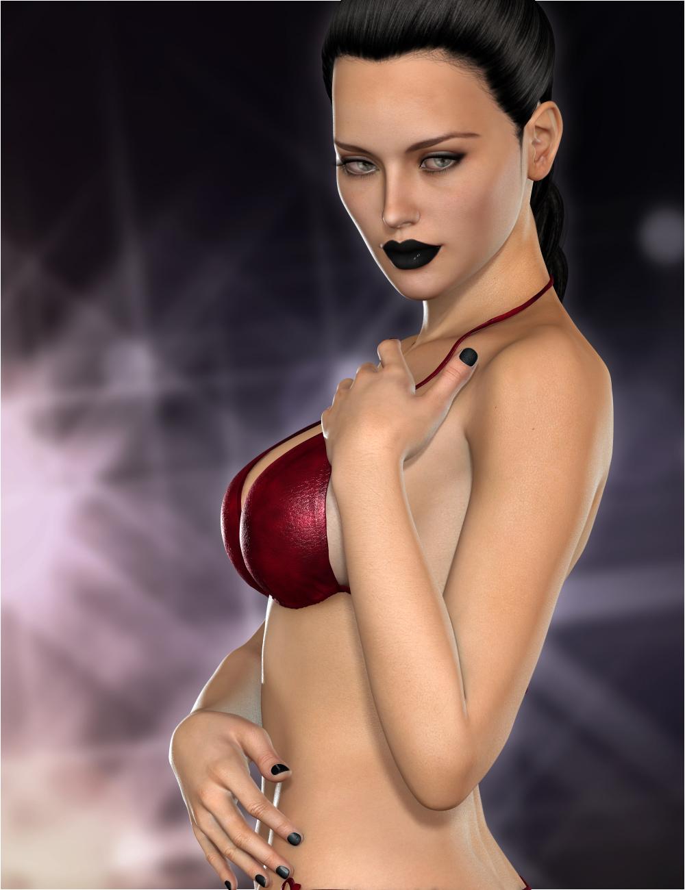 Letizia for Lilith 6 by: Raiya, 3D Models by Daz 3D